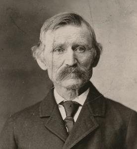 Niels Olsen photograph, 1893, Yankton, South Dakota; digital image 2010, privately held by Melanie Frick, 2013.