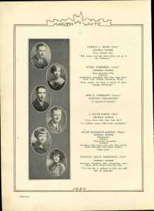 Gerald_Adam_Yearbook_1927