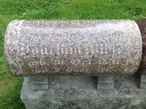 Joachim Wiese Grave