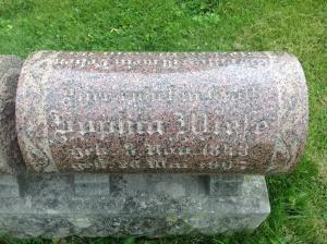Sophia Wiese Grave