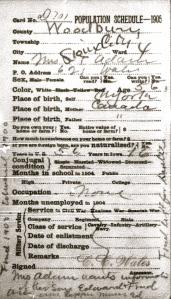 Odile Adam 1905
